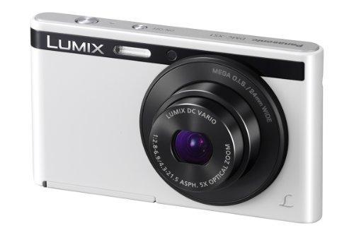 Panasonic DMC-XS1EG-W Lumix Digitalkamera [Amazon.de WHD]