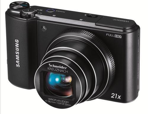 Samsung WB850F Smart-Digitalkamera [Amazon.de WHD]