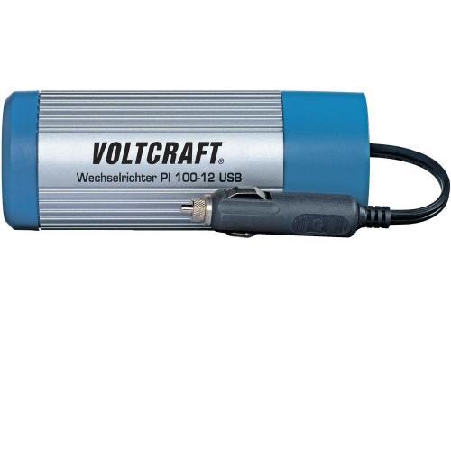 VOLTCRAFT PI 100-12 USB Spannungswandler für 15€ @Conrad