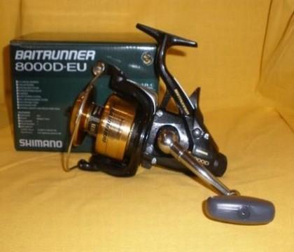 Shimano Baitrunner 8000D  99,86€ (inkl. VSK)