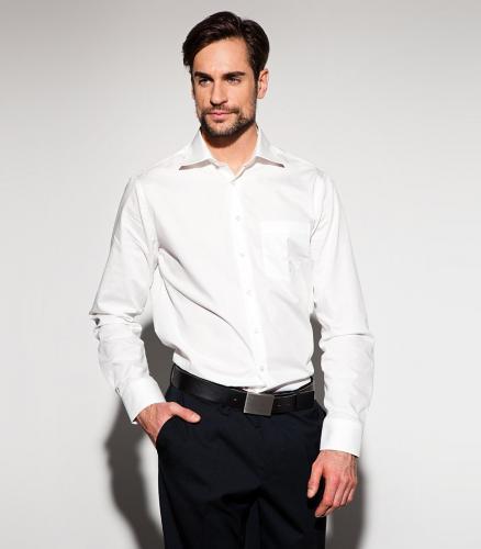 Seidensticker Businesshemd - weiß für 15,95€ bei Zalando!
