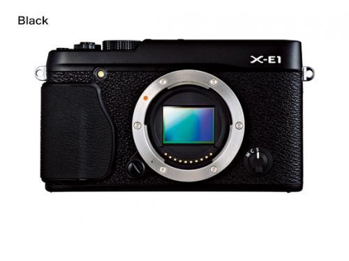 [ebay.co.uk] Fujifilm X-E1 Body Black mit 12 Monaten Garantie via Fujifilm 35% unter Idealo