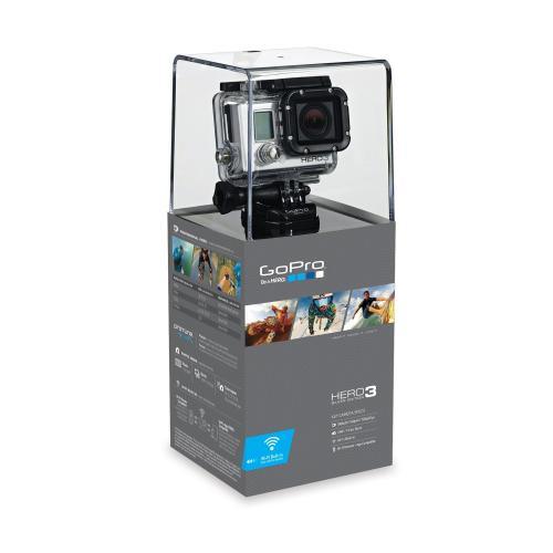 """GoPro™ - Action-Cam """"Hero3 Silver Edition"""" ab €244,72 [@MeinPaket.de]"""