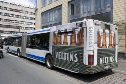 """""""Wasserbier"""" Veltins für 8,80 € die Kiste @ Kaufland [lokal?]"""