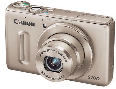 [Lokal Mediamarkt Graz - evtl. Österreichweit?] Canon Powershot S100 für 199,90€ (neu)
