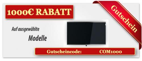 """1000€ Gutschein! fuer Loewe 40"""" 3D TV.."""