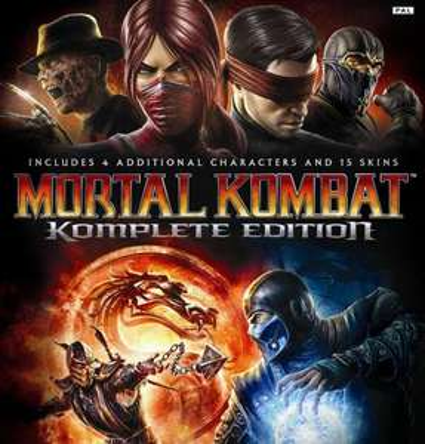 [Steamkey] Mortal Kombat (2011) Komplete Edition @ GMG