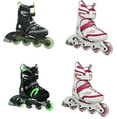 [Ebay] K2 Kinder Skates verstellbarer Inliner für 39,95 Euro