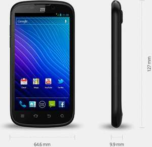 "ZTE Grand X, Tegra 2, 4,3"" qHD, 5MP bei eBay"