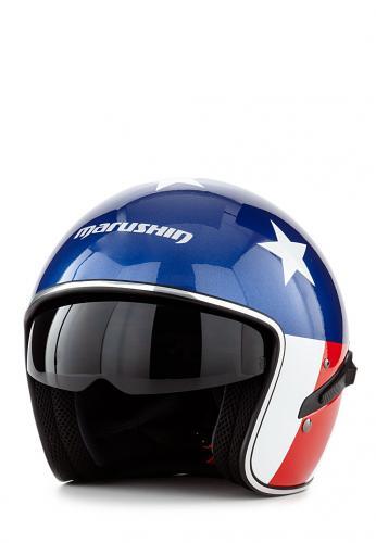 Marushin Motorradhelm CB139 Rider für 54,90 Euro statt 199 Euro