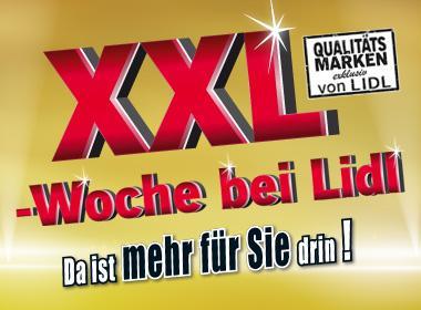 XXL Woche bei Lidl ab Montag