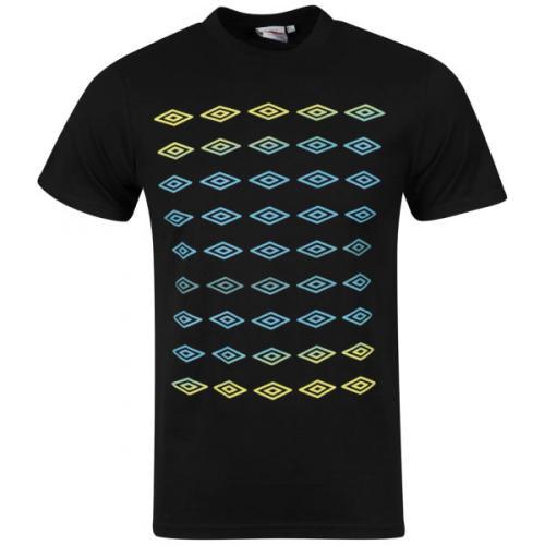 Umbro Men's T-Shirt Black in Größe L [@TheHut.com] für 4,66€ (Update: leider nun 5,82)