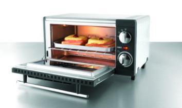 Gourmet Maxx Infrarot-Ofen 9L für 23,23 € @ DC (B-Ware)