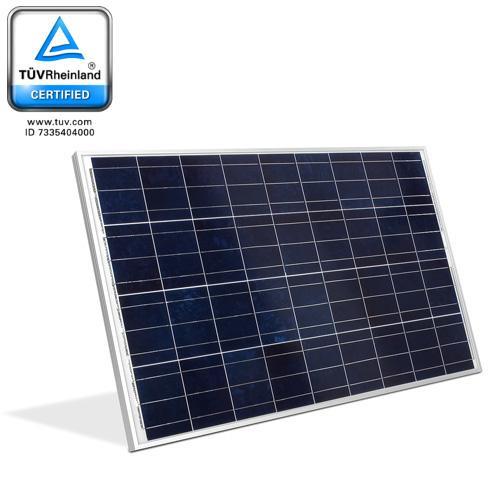 Deutsches 100Watt Solarmodul für nur 78,95 EUR inkl. Lieferung