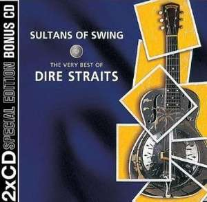 Sultans Of Swing (Limited Edition) bei Amazon für EUR 5,54