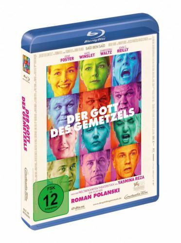 Bestpreis: Der Gott des Gemetzels [Blu-ray] für 8,97€ inkl. Versand @ Amazon