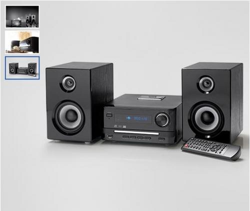 Stereoanlage bei Tchibo – Angebot des Tages ab 22.06, 50% reduziert!
