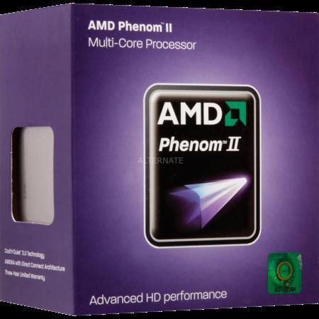Phenom II X6 1045t (mit Kühler) für ~85€ @ZackZack