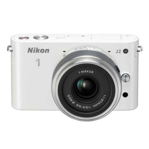NIKON J2 Kit mit Nikkor 11-27.5mm Objektiv in allen Farben (sonst idealo ab 299,- €)