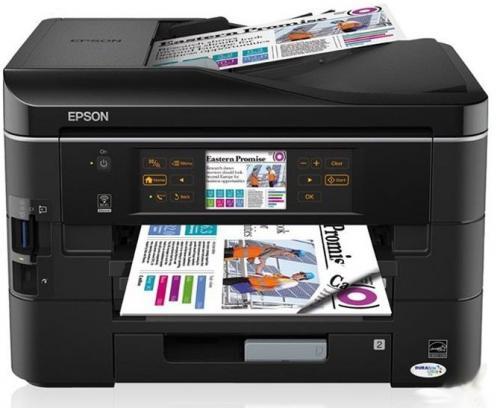 Epson Stylus Office BX925FWD Multifunktionsgerät + 24Tintenpatronen