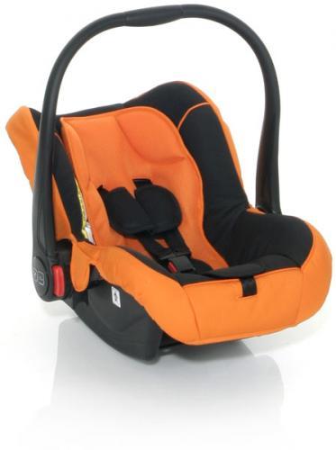 Babyschale: ABC Risus Orange-Black für nur 49,95 EUR inkl. Versand