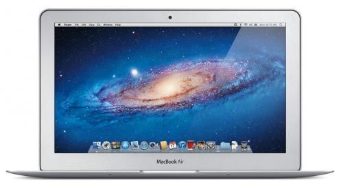 (Amazon WHD) Apple MacBook Air MD224D/A 29,4 cm (11,6 Zoll) Notebook (Intel Core i5, 1,7GHz, 4GB RAM, 128GB Flashspeicher, Intel HD 4000, Mac OS)