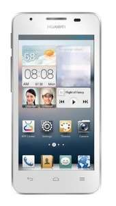 Huawei Ascend G510 Smartphone 11,4 cm (4,5 Zoll) Touchscreen, 1,2GHz Dual-Core, 512MB RAM, 5 Megapixel Kamera, Android 4.1) weiß für 149€ @Amazon.de (Idealo ab 168€) - fast 20€/12% Ersparnis
