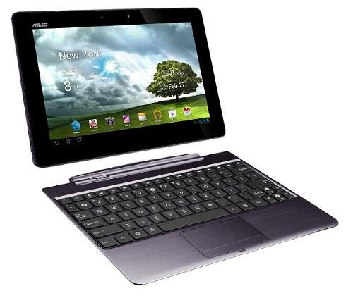 ASUS Eee Pad Transformer Infinity TF700KL + KeyboardDock (4G Tablet + Tastatur) nächster Preis 607,90€!