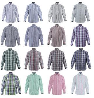 "Herren Hemd mit Kent-Kragen ""Basefield"" @Ebay"