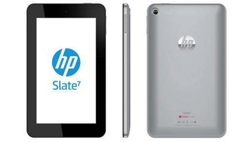 HP Slate 7 Android Tablet @ 88,88€ bei nullprozentshop.de