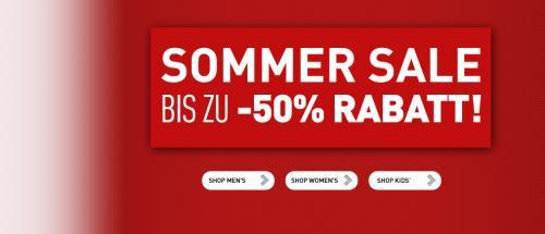 Sommer Sale bei Puma: Bis zu 50% Rabatt + 10€ Newsletter Gutschein