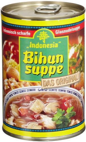 Indonesia Bihunsuppe 6x390ml für 5,90 inkl. Versand