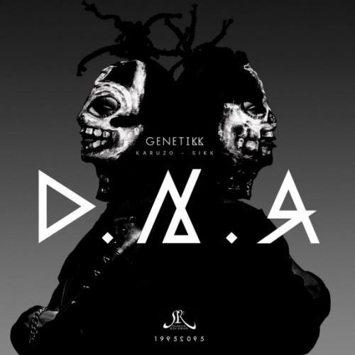 Genetikk - D.N.A mp3 album