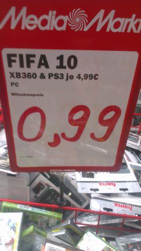 [Lokal?] Fifa 10 PC - 0,99€; PS3/XBOX 4,99€