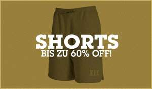 Nur 24 Stunden auf KICKZVIP : Shorts bis zu 60% reduziert!