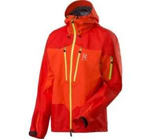 Haglöfs Spitz II Jacket Men - 299.- + 5 € Versand bei Sport Conrad