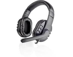 B-Ware Speedlink Triton Headset Black-Silver (Meinpaket.de)