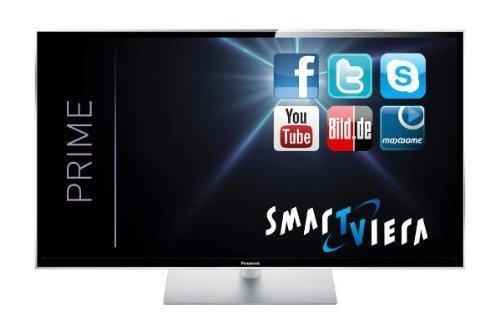 Panasonic TX-P42STW60 107 cm (42 Zoll) 3D Plasma-Fernseher, EEK C (Full HD, 2500Hz ffd, DVB-S2/-T/-C, WLAN, USB) +Gratis aktiver Soundbar (JBL SB100 2.0 - Wert: 165€) @Amazon Blitzdealz