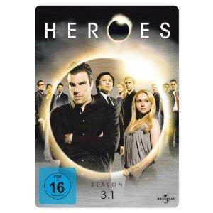 DVD Heroes Season 3.1 + 3.2 für je 7,99 +VK