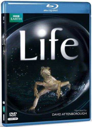"""Life - Das Wunder Leben [UK BluRay] (4 Discs) Die komplette Serie zum Kinofilm """"Unser Leben"""" inkl. Vsk für 15,09 € @ Amazon.uk"""