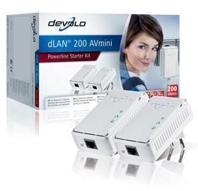 Devolo dLAN 200 AVmini Starterkit für 77 Euro bei Saturn [offline][lokas?]