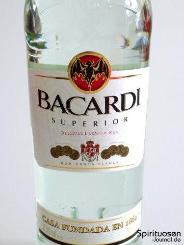 [Penny Framstag ab 28.06] Bacardi Superior 0,7 Liter-Flasche für 8,99€ / 28% gespart