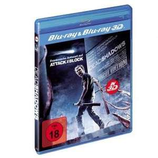 Dead Shadows (Uncut Edition) [Blu-ray 3D]  für 12,99€ @Recoon
