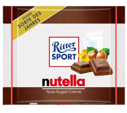 [Lokal? / Edeka Südwest] Beste Schokolade im Angebot: Ritter Sport 100g