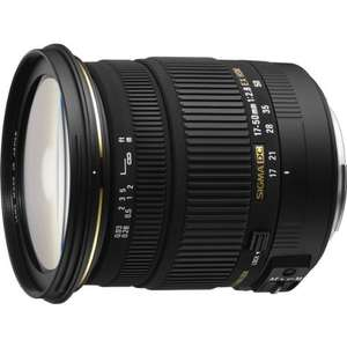 Sigma 17-50 f2.8 EX DC OS HSM [Canon]
