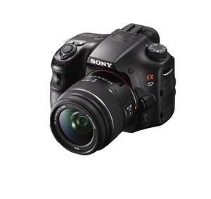 Sony Alpha 57 Kit 18-55mm + 30 Pfund Amazon Guthaben für 471,97 € @Amazon.co.uk