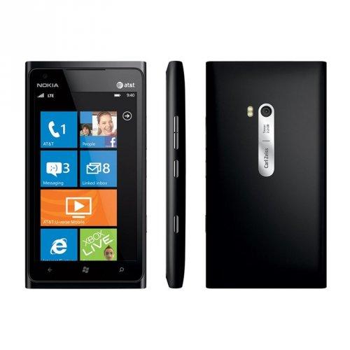 Nokia Lumia 900 black@saturn.de