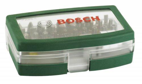 Amazon.de Bosch 32-teiliges Schrauberbit-Set für 9,95