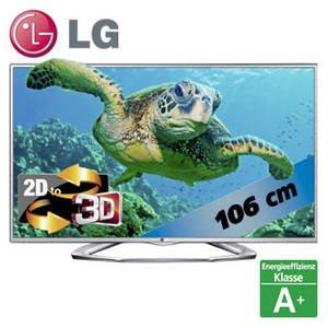 LG 42LA6134 106 cm (42 Zoll) Cinema 3D LED