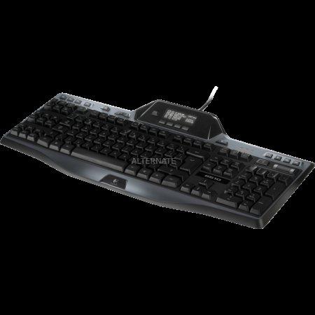 """Tastatur beleuchtet """"G510 Gaming Keyboard"""" für 59,90 € @ zackzack - Das Liveshoppingportal"""